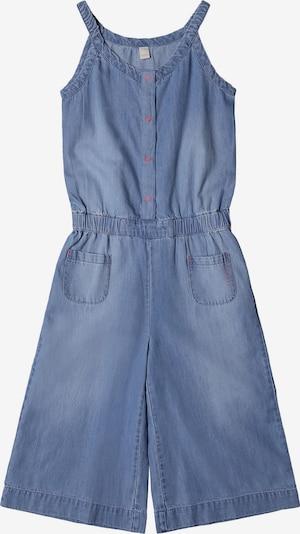 ESPRIT Jeansjumpsuit in blau, Produktansicht