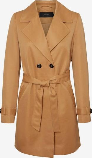 VERO MODA Přechodný kabát - béžová / světle hnědá, Produkt