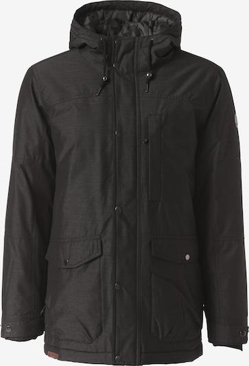 Lakeville Mountain Funktionsjacke 'Caledon' in schwarz, Produktansicht
