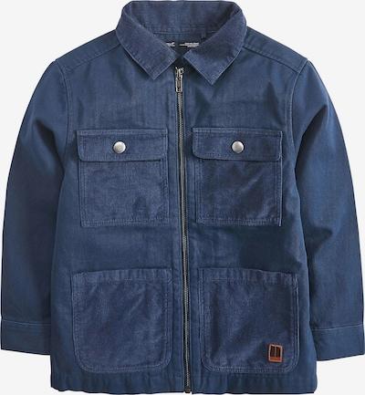 NEXT Langarmhemd in blau, Produktansicht