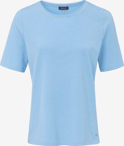 Basler Shirt in blau, Produktansicht