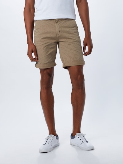 BLEND Shorts in sand, Modelansicht