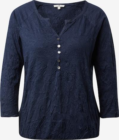 TOM TAILOR T-Shirt in blau, Produktansicht