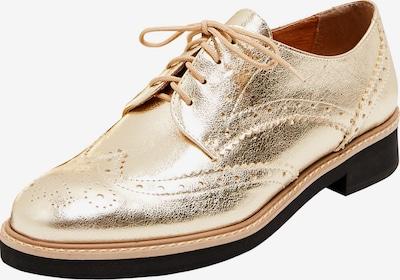 FELIPA Schuhe in gold, Produktansicht