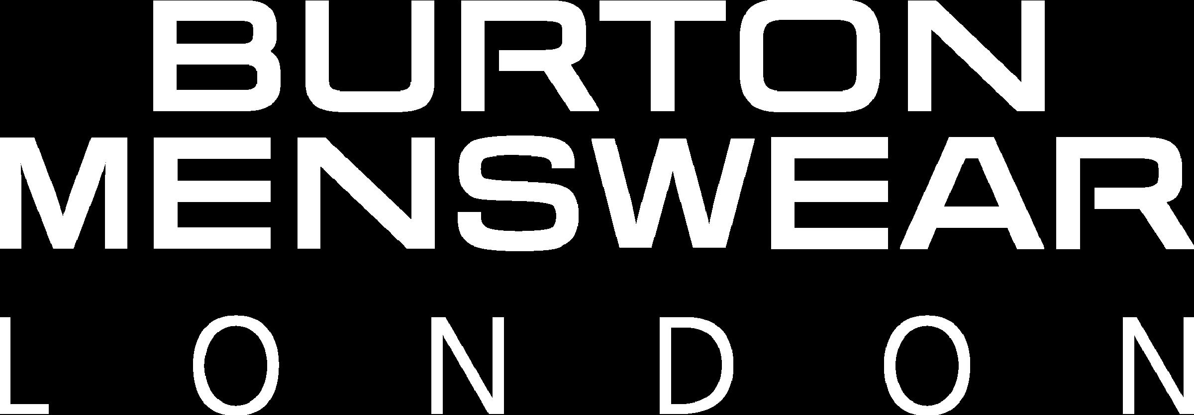 BURTON MENSWEAR LONDON Logo