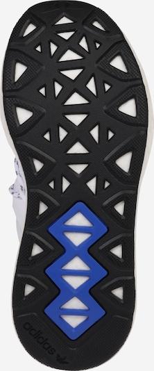 ADIDAS ORIGINALS Sneaker 'ARKYN' in blau / weiß: Ansicht von unten