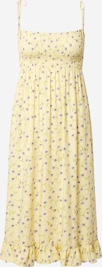 Motel Kleider 'Zenith' in gelb / mischfarben, Produktansicht