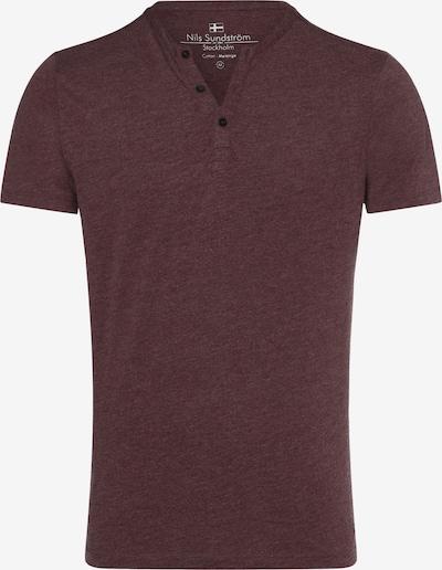 Nils Sundström T-Shirt ' ' in rot, Produktansicht