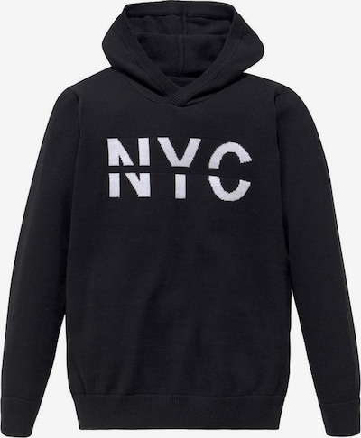 ARIZONA Sweatshirt in schwarz, Produktansicht