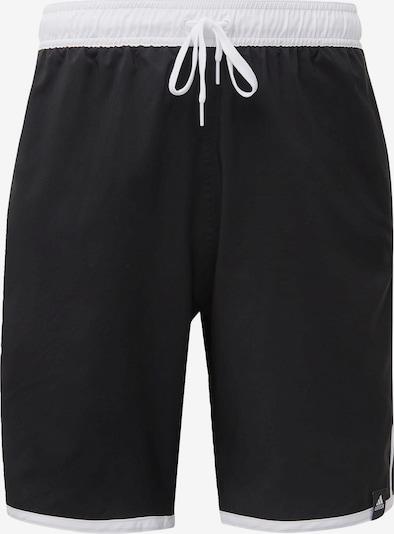 ADIDAS PERFORMANCE Sportzwembroek in de kleur Zwart / Wit, Productweergave