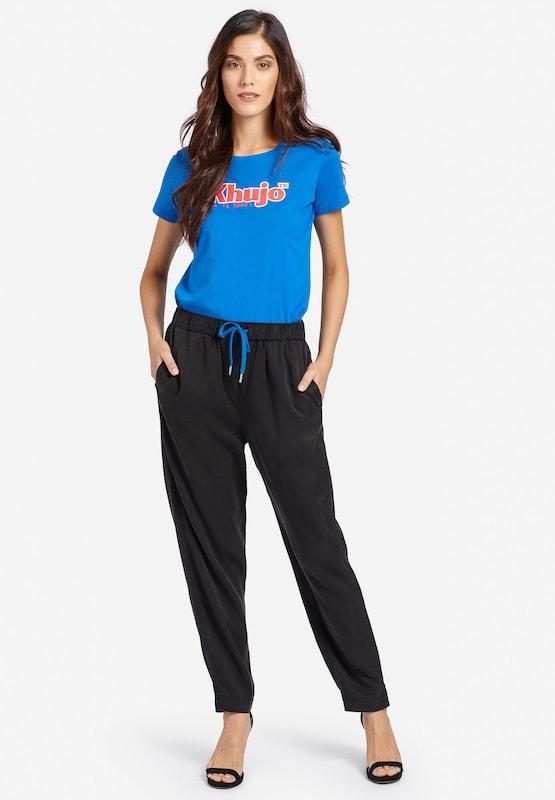 Khujo Hose 'EVANGELIA' in schwarz  Neue Kleidung Kleidung Kleidung in dieser Saison c17001