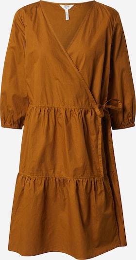 OBJECT Kleid 'SCHINNI' in karamell: Frontalansicht