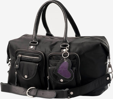 petit amour Nursing bag 'Lissy' in Black