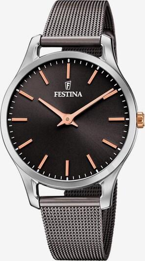 FESTINA Uhr  'F20506/3' in anthrazit, Produktansicht