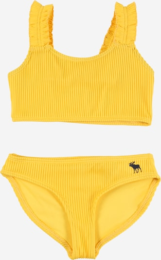 Abercrombie & Fitch Ensemble de linge en jaune, Vue avec produit