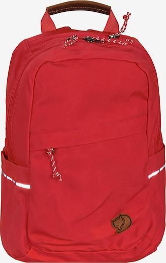 Fjällräven Sac à dos de sport en rouge, Vue avec produit