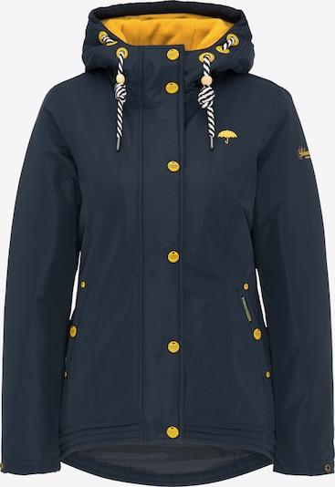 Schmuddelwedda Jacke in navy, Produktansicht