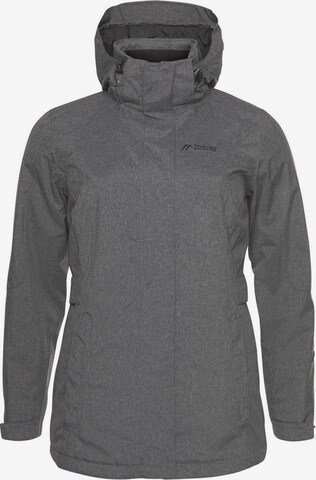 Maier Sports Outdoor Jacket in Grey