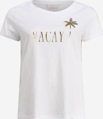 ONLY Carmakoma Koszulka 'CARFOIL LIFE' w kolorze białym, Podgląd produktu