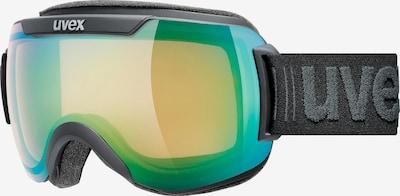 UVEX Skibrille 'downhill 2000 V' in schwarz, Produktansicht