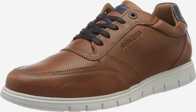 ARA Sneaker in navy / karamell, Produktansicht
