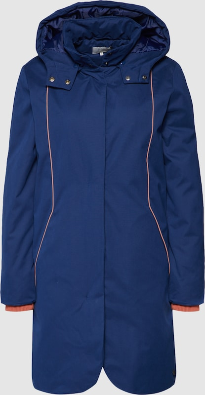 NÜMPH Jacke 'New Morgan' in blau   koralle  Markenkleidung für Männer und Frauen