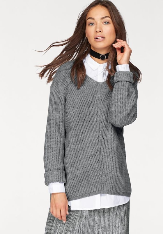 b.young Strickpullover 'Mellie'