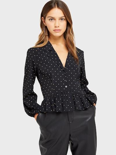Bluză Miss Selfridge pe negru, Vizualizare model