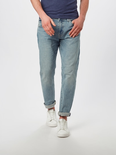 Superdry Jeans '04 DAMAN' in blue denim, Modelansicht
