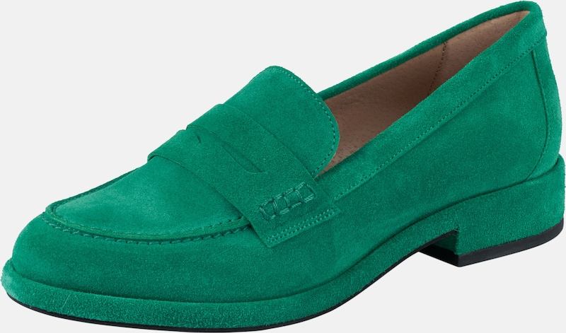 heine Slipper im Penny-Loafer-Style