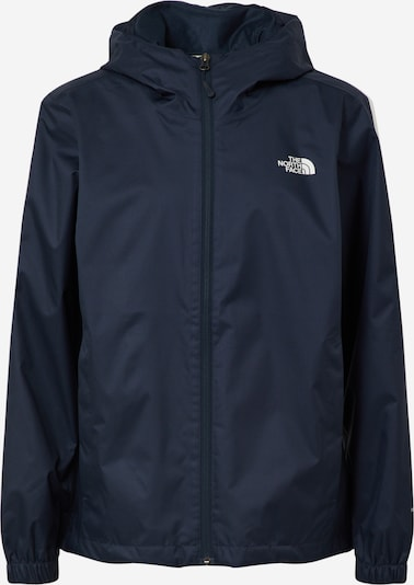 THE NORTH FACE Outdoorjas 'Quest' in de kleur Navy / Wit, Productweergave