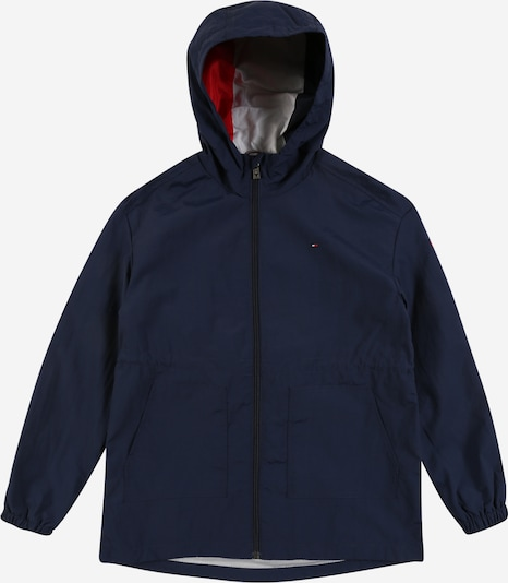 TOMMY HILFIGER Jacke 'ESSENTIAL PACKABLE NYLON JACKET' in navy, Produktansicht