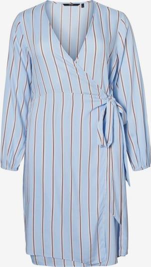 Vero Moda Curve Kleid in blau, Produktansicht