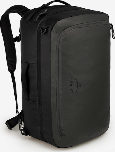 Osprey Reiserucksack 'Transporter Carry-On 44' in schwarz, Produktansicht