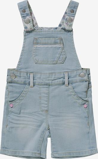 s.Oliver Junior Jeansshorts mit Latz in blau, Produktansicht