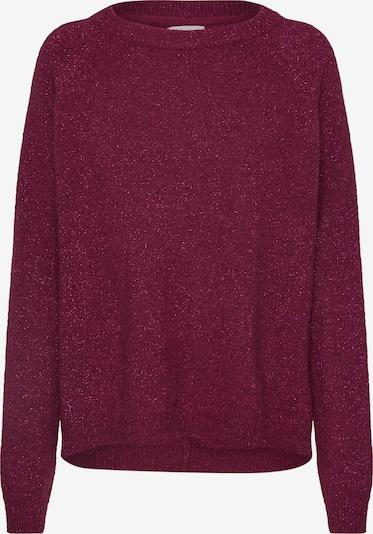minimum Pullover in lila, Produktansicht