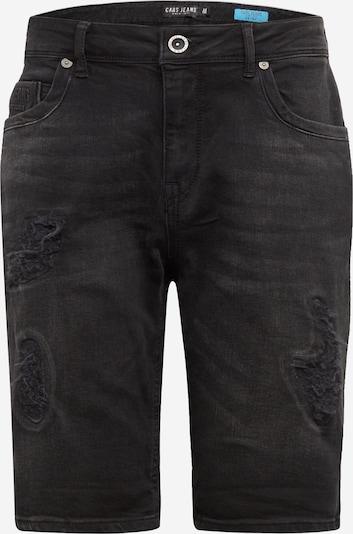 Cars Jeans Džinsi 'BECKER' pieejami melns džinsa, Preces skats