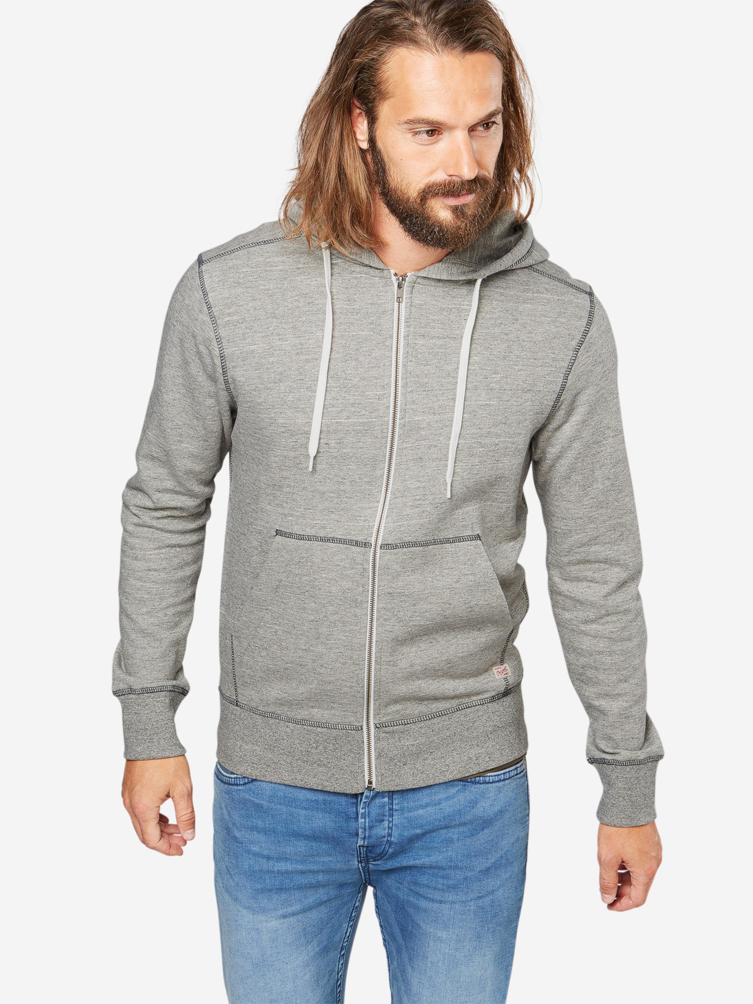 Sast Günstig Online Kosten Für Verkauf JACK & JONES Sweatshirtjacke 'JORSTORM SWEAT ZIP HOOD B' 81H3vGG