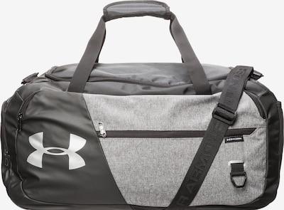 UNDER ARMOUR Bolsa de deporte 'Duffel 2.0' en gris moteado / negro / blanco, Vista del producto
