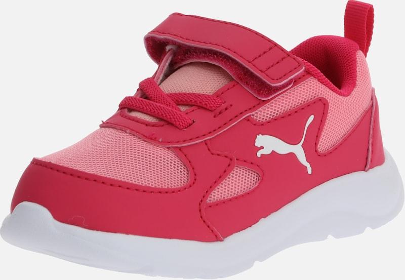 PUMA Trampki 'Courtflex v2 V Inf' w kolorze różowy pudrowy