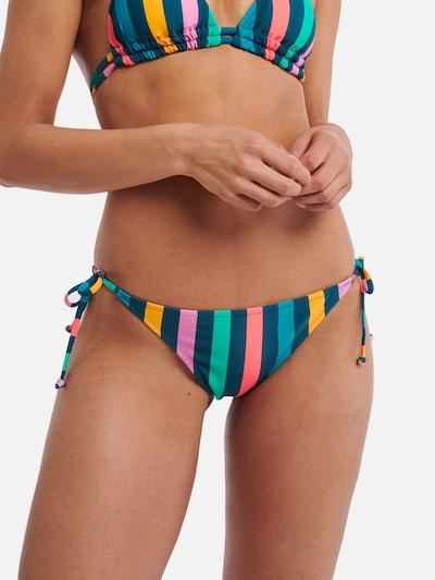 Bikinio kelnaitės 'Sunkissed' iš Shiwi , spalva - žalia / rožinė / raudona, Modelio vaizdas