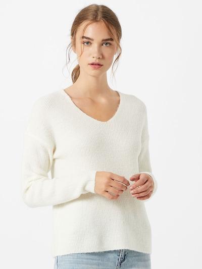 ONLY Pullover 'CAMILLA' in weiß, Modelansicht