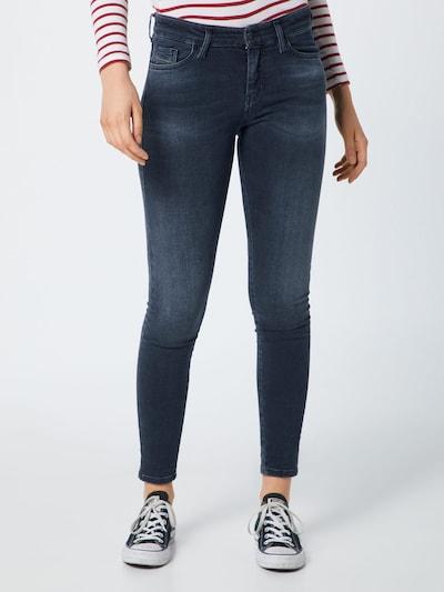 DIESEL Jeans 'Slandy 084UT' in blue denim, Modelansicht