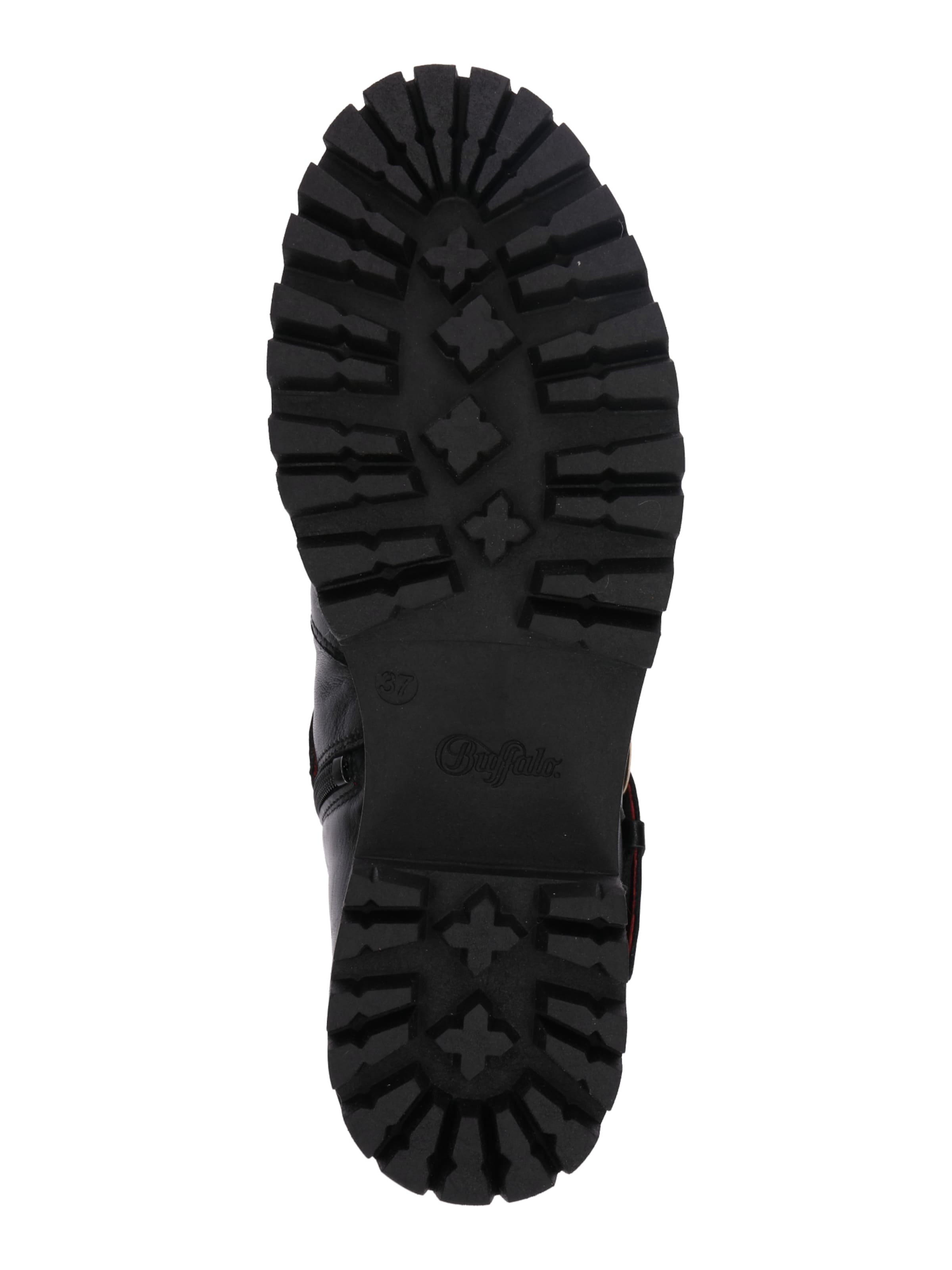 BUFFALO Stiefel Stiefel Stiefel 'MORN Leder Verkaufen Sie saisonale Aktionen 5f98df