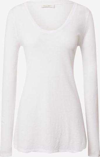 AMERICAN VINTAGE Shirt 'LORKFORD' in de kleur Wit, Productweergave