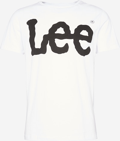 Lee Shirt in de kleur Wit, Productweergave