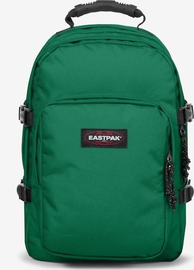 EASTPAK Rugzak 'Provider' in de kleur Groen / Zwart, Productweergave