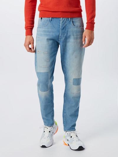 G-Star RAW Jeans 'Loic' in blue denim, Modelansicht