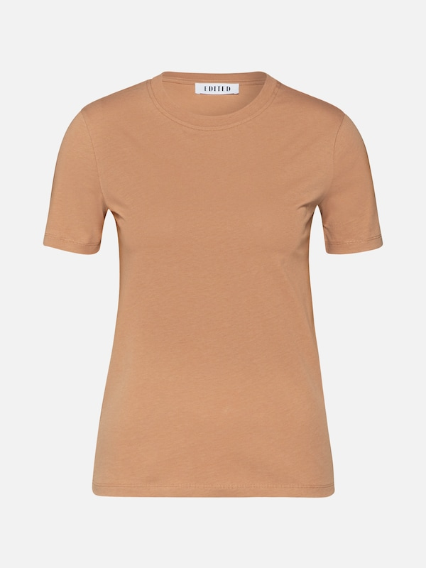Edited Marron En shirt T 'leila' 141TCw