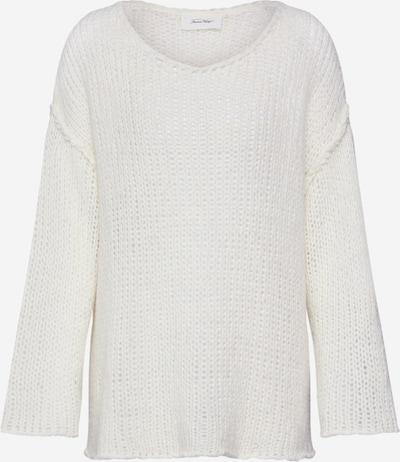 AMERICAN VINTAGE Pullover 'PIUROAD' in weiß, Produktansicht